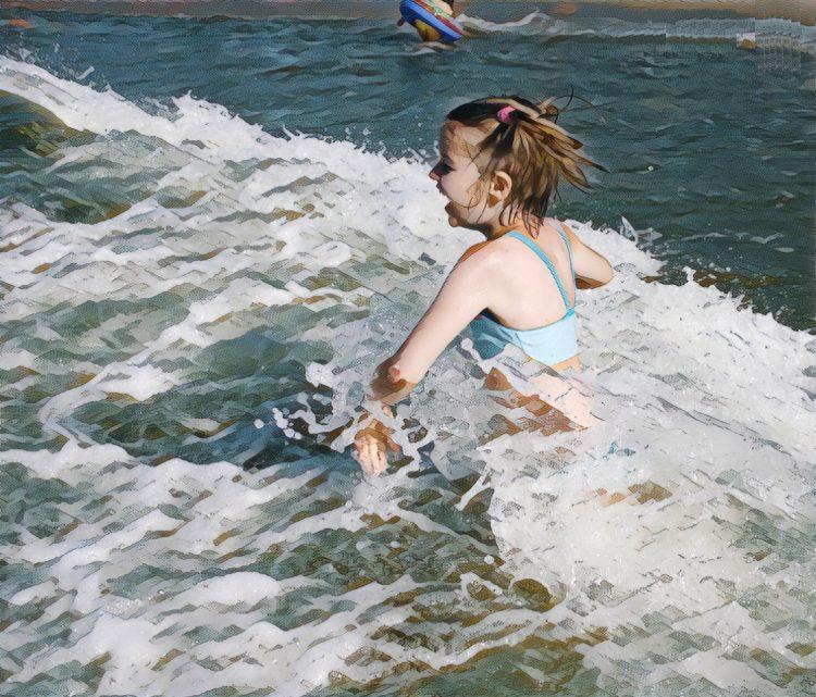 W wodzie i w terapii w zgodzie z naturą